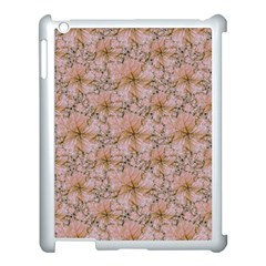 Nature Collage Print Apple Ipad 3/4 Case (white) by dflcprints