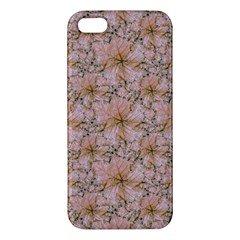 Nature Collage Print Iphone 5s/ Se Premium Hardshell Case by dflcprints