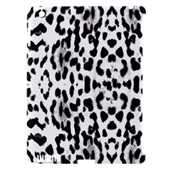 Animal Print Apple Ipad 3/4 Hardshell Case (compatible With Smart Cover) by Valentinaart