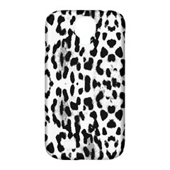 Animal Print Samsung Galaxy S4 Classic Hardshell Case (pc+silicone) by Valentinaart