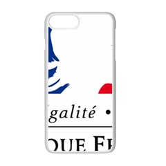 Symbol Of The French Government Apple Iphone 7 Plus White Seamless Case by abbeyz71