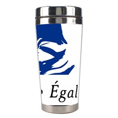Symbol Of The French Government Stainless Steel Travel Tumblers by abbeyz71