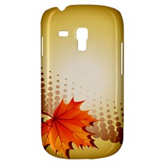 Background Leaves Dry Leaf Nature Galaxy S3 Mini by Simbadda