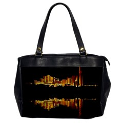 Waste Incineration Incinerator Office Handbags by Simbadda
