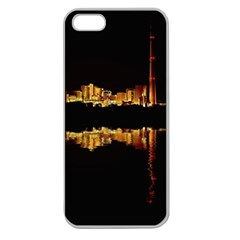 Waste Incineration Incinerator Apple Seamless Iphone 5 Case (clear) by Simbadda