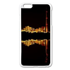 Waste Incineration Incinerator Apple Iphone 6 Plus/6s Plus Enamel White Case by Simbadda