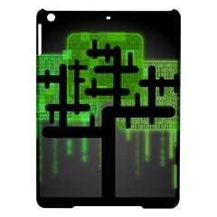 Binary Binary Code Binary System Ipad Air Hardshell Cases by Simbadda