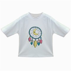 Cute Hand Drawn Dreamcatcher Illustration Infant/toddler T Shirts by TastefulDesigns