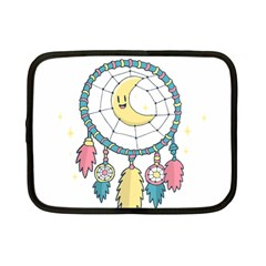 Cute Hand Drawn Dreamcatcher Illustration Netbook Case (small)  by TastefulDesigns