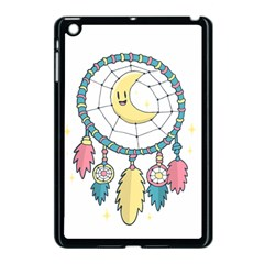 Cute Hand Drawn Dreamcatcher Illustration Apple Ipad Mini Case (black) by TastefulDesigns