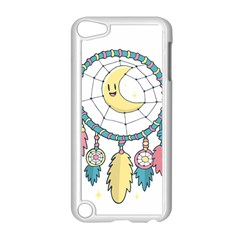 Cute Hand Drawn Dreamcatcher Illustration Apple Ipod Touch 5 Case (white) by TastefulDesigns