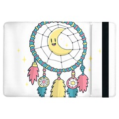 Cute Hand Drawn Dreamcatcher Illustration Ipad Air Flip by TastefulDesigns