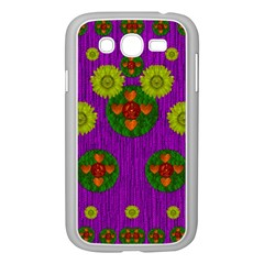 Buddha Blessings Fantasy Samsung Galaxy Grand Duos I9082 Case (white) by pepitasart