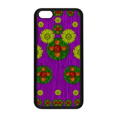 Buddha Blessings Fantasy Apple Iphone 5c Seamless Case (black) by pepitasart
