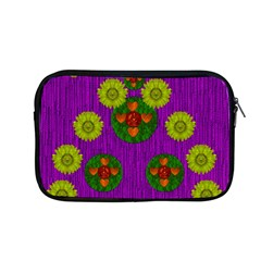 Buddha Blessings Fantasy Apple Macbook Pro 13  Zipper Case by pepitasart