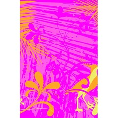 Spring Tropical Floral Palm Bird 5 5  X 8 5  Notebooks by Simbadda