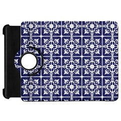 Leaves Horizontal Grey Urban Kindle Fire Hd 7  by Simbadda