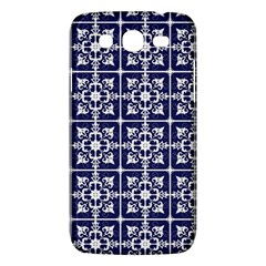 Leaves Horizontal Grey Urban Samsung Galaxy Mega 5 8 I9152 Hardshell Case  by Simbadda