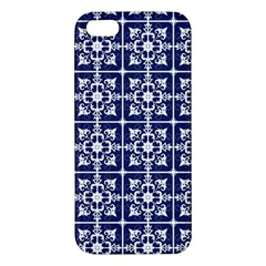 Leaves Horizontal Grey Urban Iphone 5s/ Se Premium Hardshell Case by Simbadda