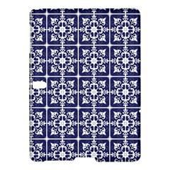 Leaves Horizontal Grey Urban Samsung Galaxy Tab S (10 5 ) Hardshell Case  by Simbadda