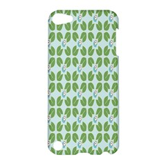 Leaf Flower Floral Green Apple Ipod Touch 5 Hardshell Case by Alisyart