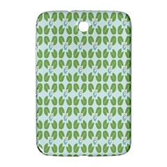 Leaf Flower Floral Green Samsung Galaxy Note 8 0 N5100 Hardshell Case  by Alisyart
