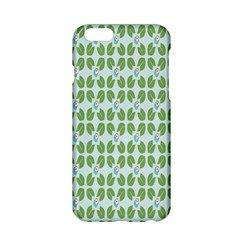 Leaf Flower Floral Green Apple Iphone 6/6s Hardshell Case by Alisyart