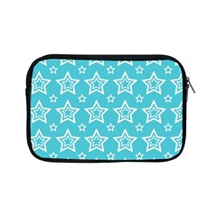 Star Blue White Line Space Sky Apple Ipad Mini Zipper Cases by Alisyart