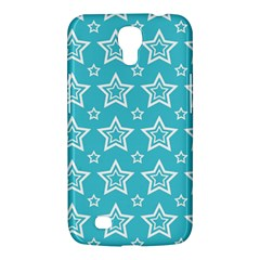 Star Blue White Line Space Sky Samsung Galaxy Mega 6 3  I9200 Hardshell Case by Alisyart
