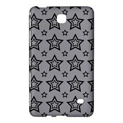 Star Grey Black Line Space Samsung Galaxy Tab 4 (8 ) Hardshell Case  by Alisyart