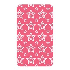 Star Pink White Line Space Memory Card Reader by Alisyart