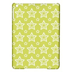 Star Yellow White Line Space Ipad Air Hardshell Cases by Alisyart