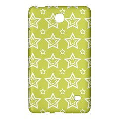 Star Yellow White Line Space Samsung Galaxy Tab 4 (8 ) Hardshell Case  by Alisyart