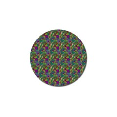 Pattern Abstract Paisley Swirls Golf Ball Marker (10 Pack) by Simbadda