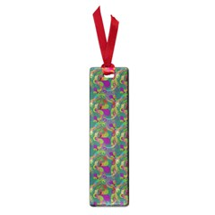 Pattern Abstract Paisley Swirls Small Book Marks by Simbadda