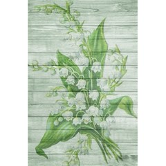 On Wood May Lily Of The Valley 5 5  X 8 5  Notebooks by Simbadda