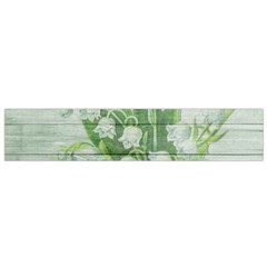 On Wood May Lily Of The Valley Flano Scarf (Small)