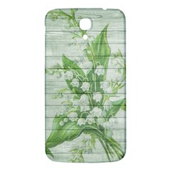 On Wood May Lily Of The Valley Samsung Galaxy Mega I9200 Hardshell Back Case
