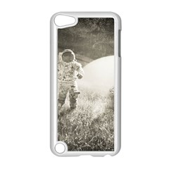 Astronaut Space Travel Space Apple Ipod Touch 5 Case (white) by Simbadda