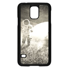 Astronaut Space Travel Space Samsung Galaxy S5 Case (black) by Simbadda