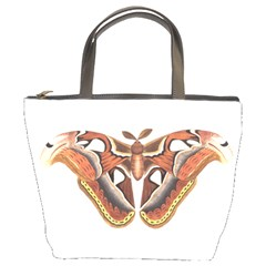 Butterfly Animal Insect Isolated Bucket Bags by Simbadda