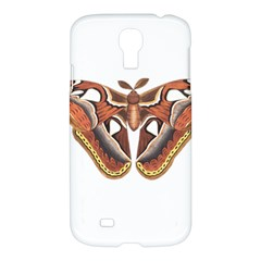 Butterfly Animal Insect Isolated Samsung Galaxy S4 I9500/i9505 Hardshell Case by Simbadda