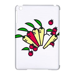 Tomatoes Carrots Apple Ipad Mini Hardshell Case (compatible With Smart Cover) by Alisyart
