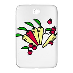 Tomatoes Carrots Samsung Galaxy Note 8 0 N5100 Hardshell Case  by Alisyart
