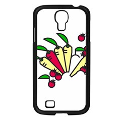Tomatoes Carrots Samsung Galaxy S4 I9500/ I9505 Case (black) by Alisyart