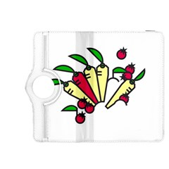 Tomatoes Carrots Kindle Fire Hdx 8 9  Flip 360 Case by Alisyart
