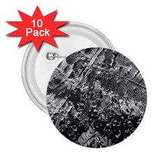 Fern Raindrops Spiderweb Cobweb 2 25  Buttons (10 Pack)  by Simbadda