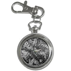 Fern Raindrops Spiderweb Cobweb Key Chain Watches by Simbadda