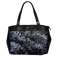 Fern Raindrops Spiderweb Cobweb Office Handbags by Simbadda