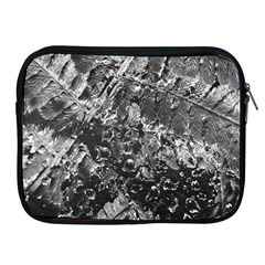 Fern Raindrops Spiderweb Cobweb Apple Ipad 2/3/4 Zipper Cases by Simbadda